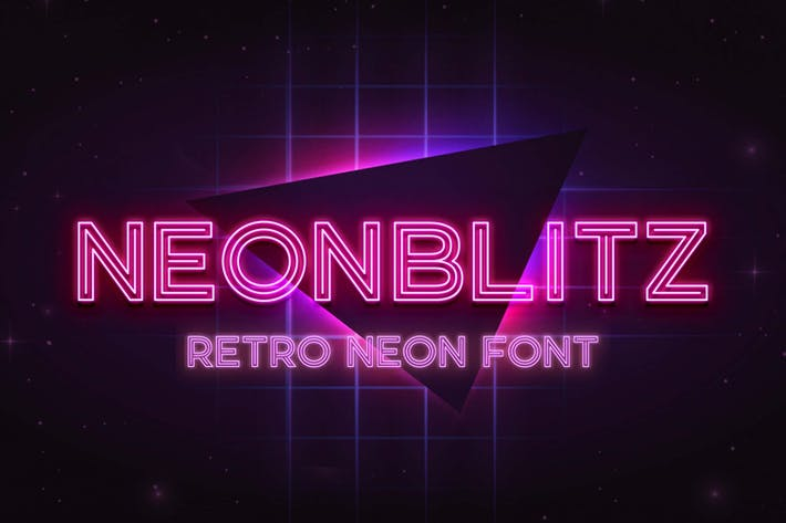 Thumbnail for Neonblitz - Retro Neon