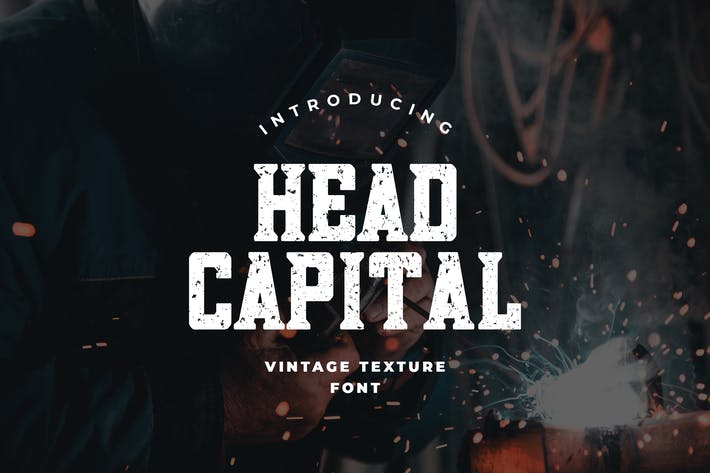 Thumbnail for Head Capital Display
