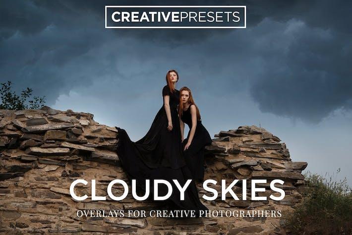 Thumbnail for Облачное небо Наложения