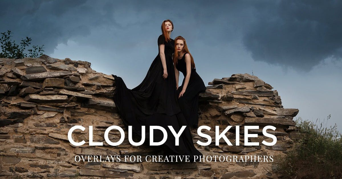 Download Cloudy Sky Overlays by 2FX