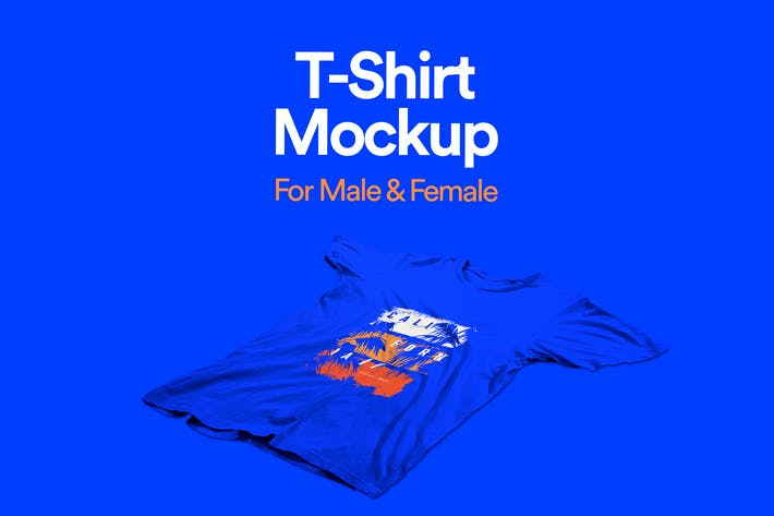 Thumbnail for T-Shirt Mockup 11