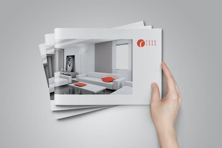 Thumbnail for Interior Design Brochure