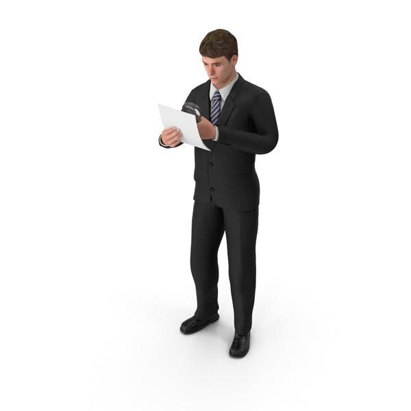Thumbnail for Businessman John Searching