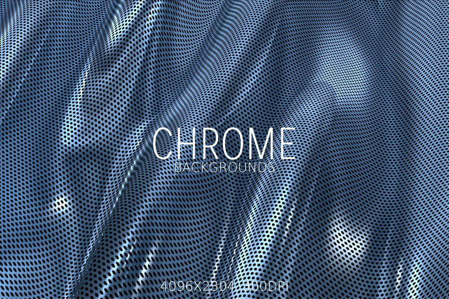 Chrome Metal Backgrounds