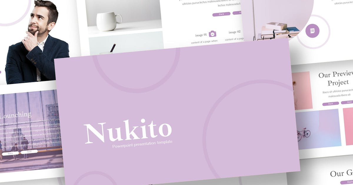 Download Nukito - Powerpoint Template by inspirasign