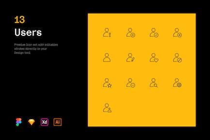 Users - Iconuioo