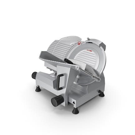 Electric Commercial Meat Slicer Stainless Steel