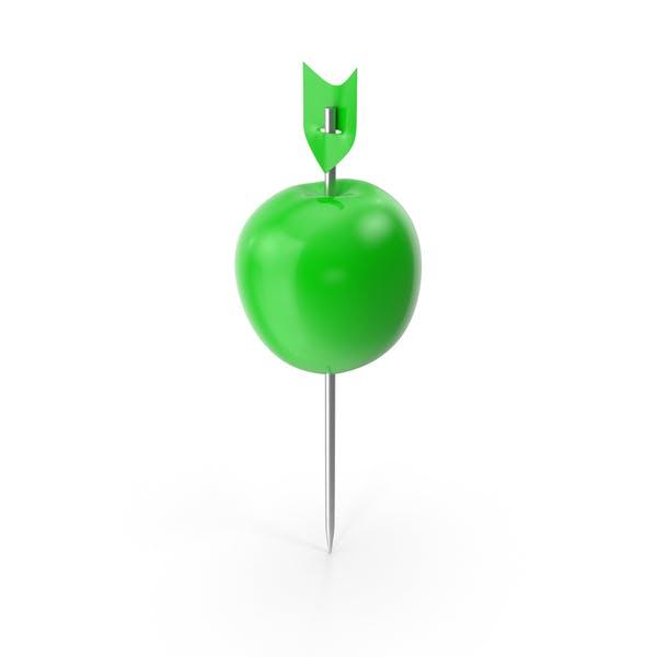 Thumbnail for Apple Push Pin