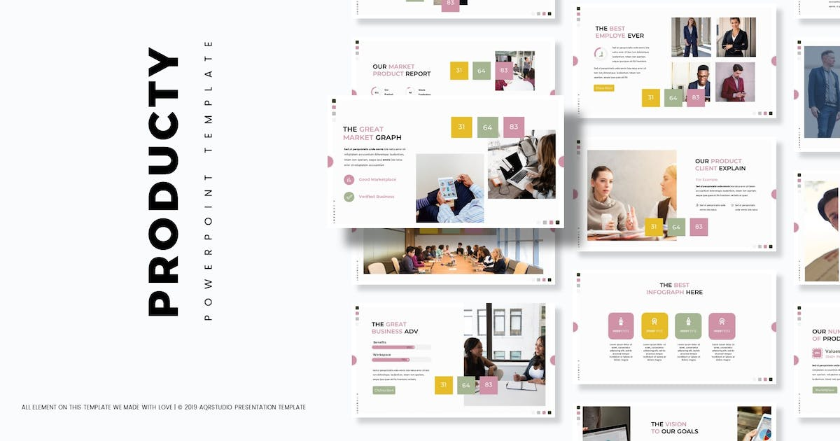 Download Producty - Powerpoint Template by aqrstudio