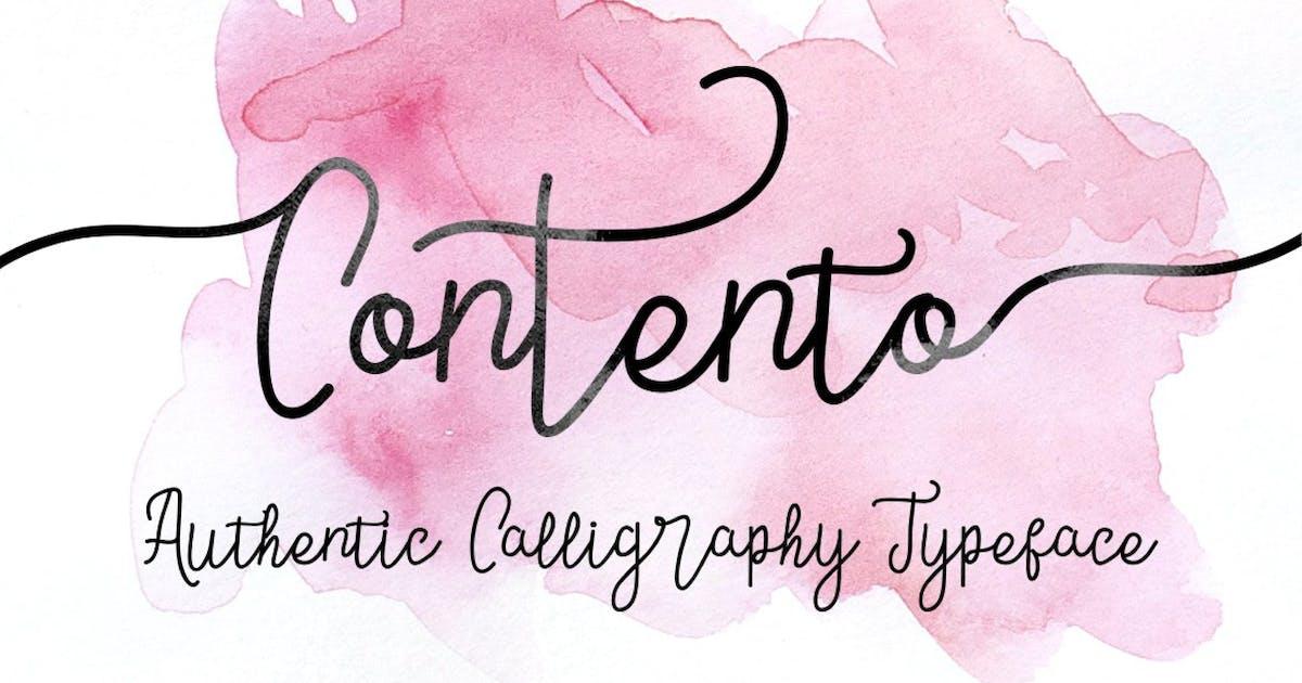 Download Contento Script by Byulyayika