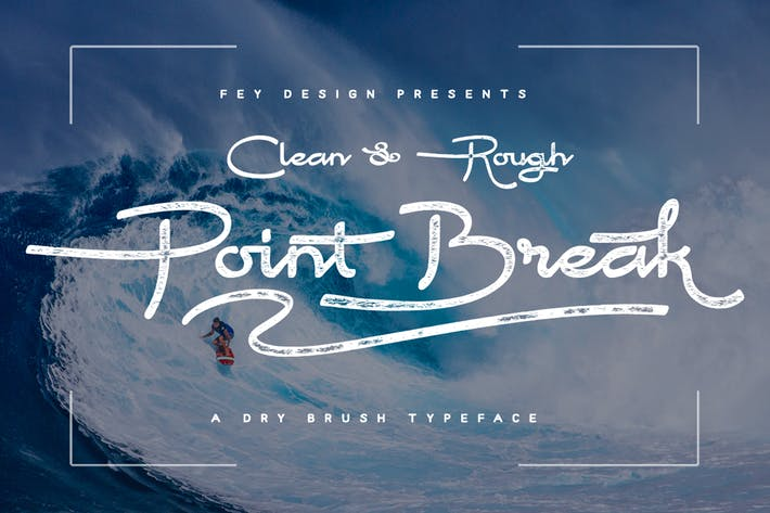 Thumbnail for Point Break - Clean And Rough