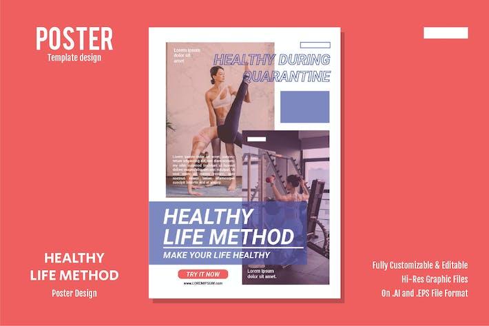 Thumbnail for Gesundes Leben Methode