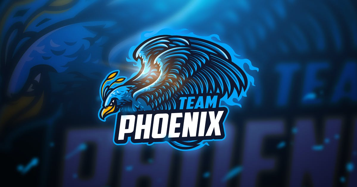 Download Phoenix - Mascot & Esport Logo by aqrstudio