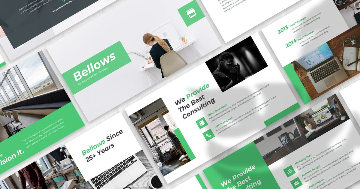 Download Bellows - Business Keynote Template by designesto