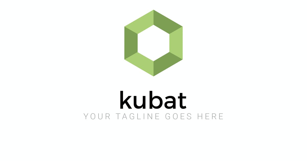 Download Kubat - Abstract Logo Template by ThemeWisdom