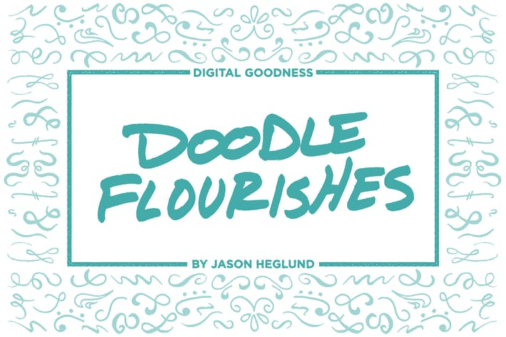 Thumbnail for Doodle Flourishes