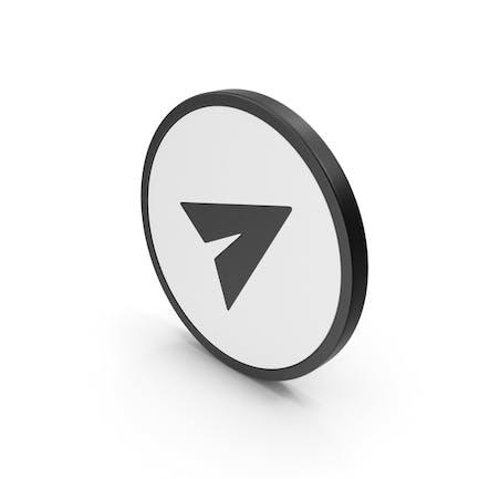 Icon Send Button