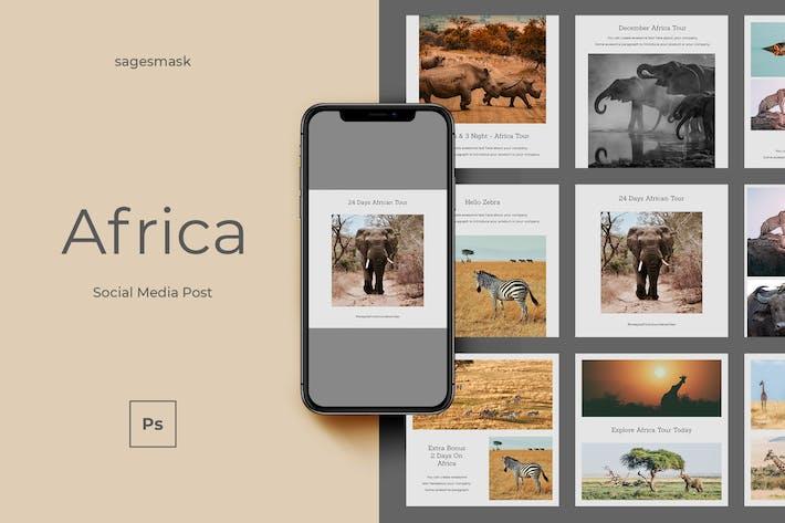 Thumbnail for Africa Social Media Post