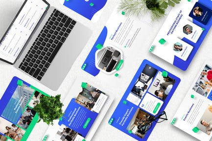 Dayond - Corporate Keynote Template