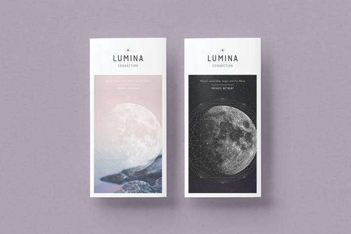 Thumbnail for LUMINA Trifold Brochure