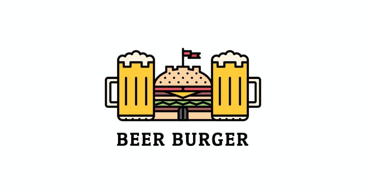 Beer Burger Castle by lastspark