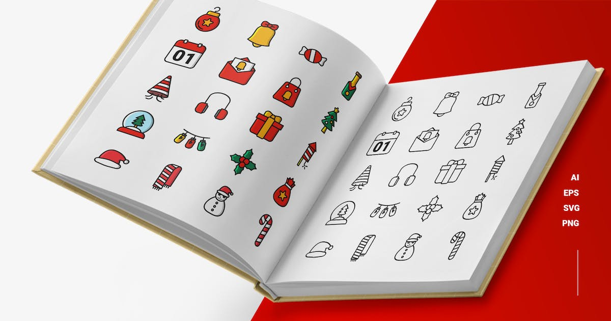 Download Christmas - Icons by esensifiksi
