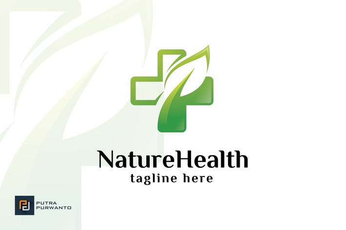 Thumbnail for Nature Health - Logo Template
