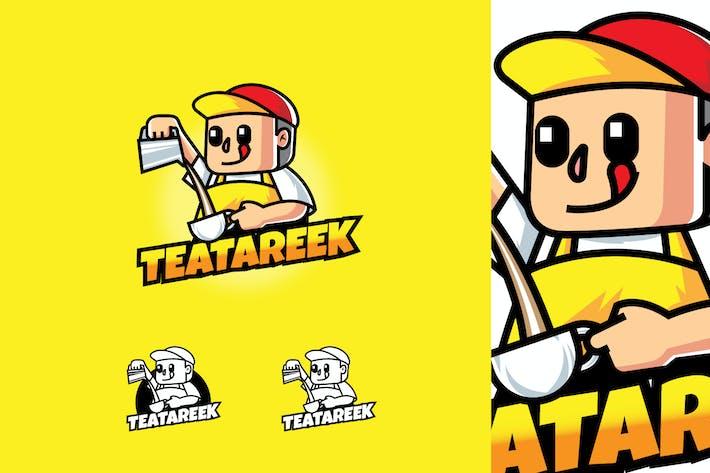 Thumbnail for Teh Tarik - Mascot & Esport Logo