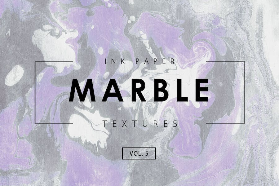 Marble Ink Textures 5