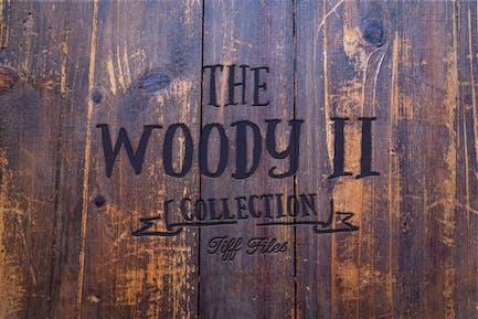 The Woody II - 101 HolztexturSammlung