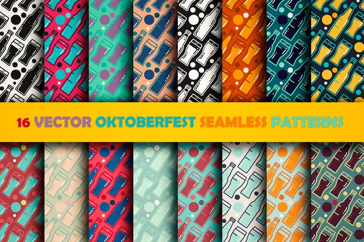 Thumbnail for Oktoberfest Patterns