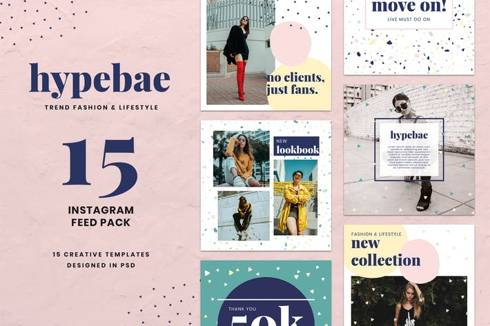 Thumbnail for Urbar Fashion Instagram Banner