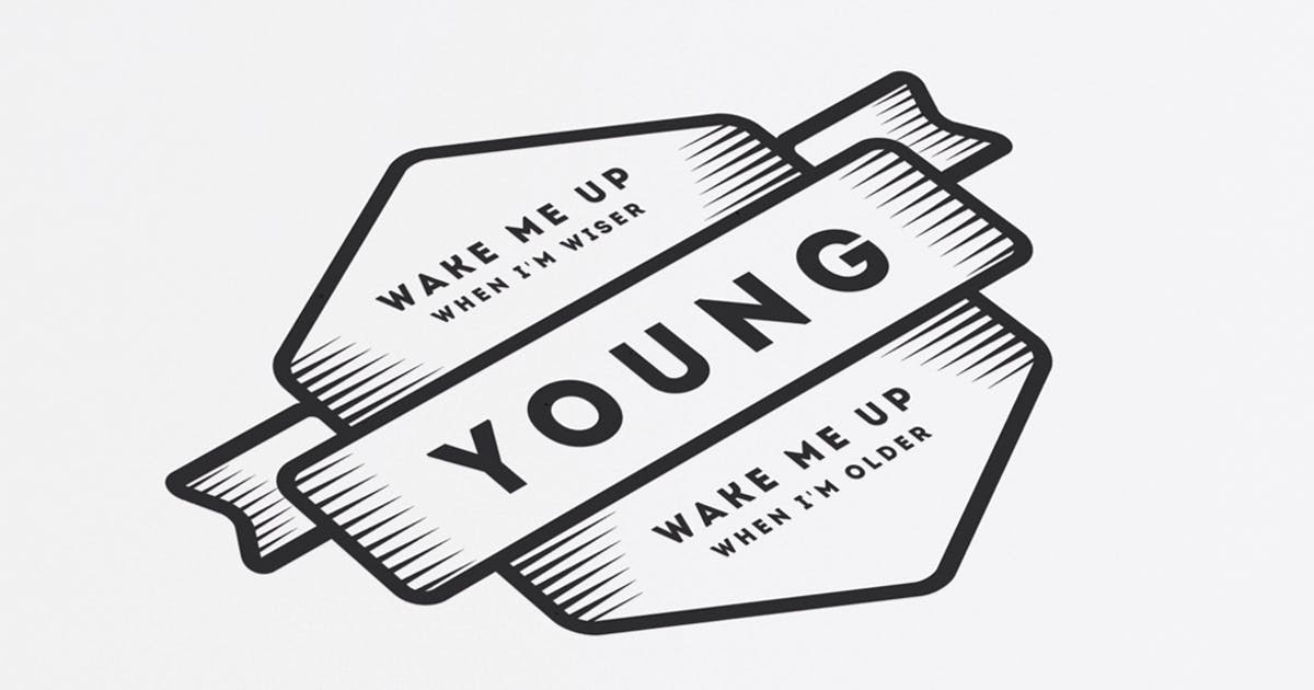 Download 18 Vintage Templates, Badges, Logos by designdistrictmx