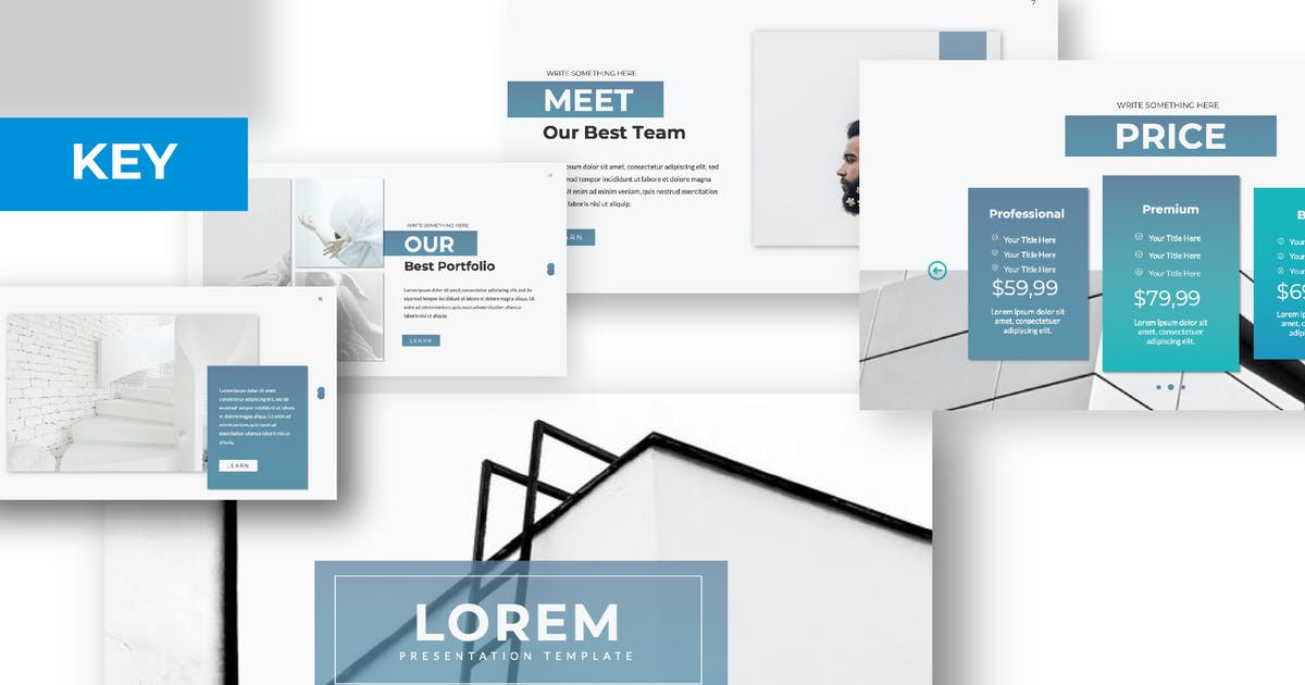 Download Lorem Business Keynote by templatehere
