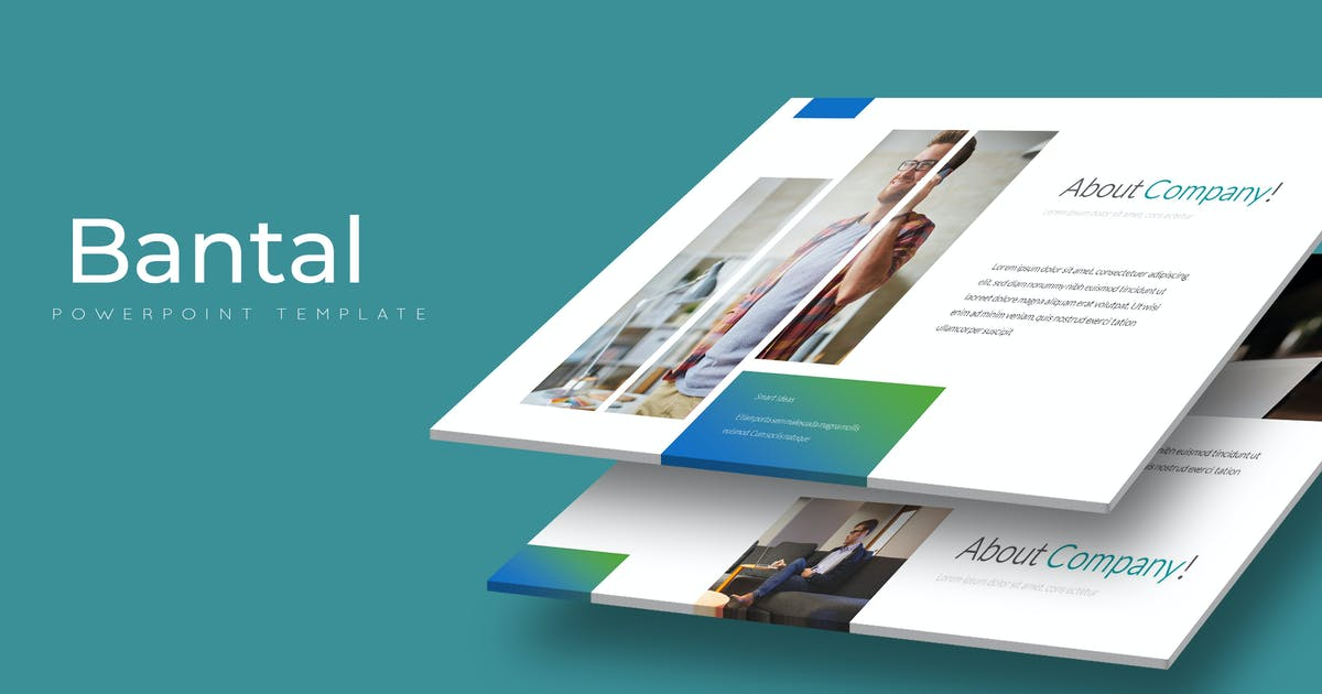 Download Bantal - Powerpoint Template by aqrstudio