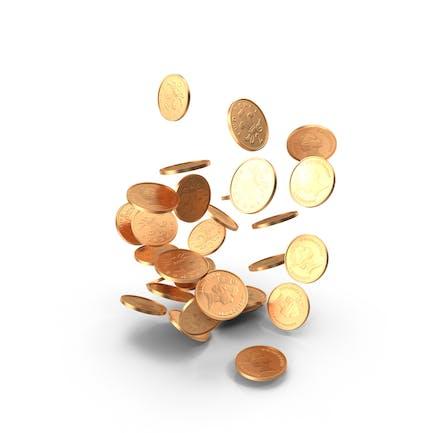 2 Pence UK fallen