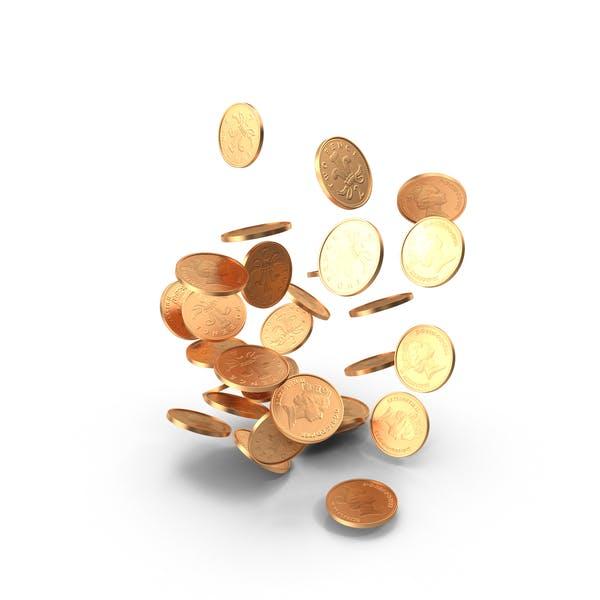 Thumbnail for 2 Pence UK Falling