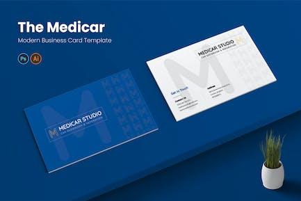 Medicar Business Card