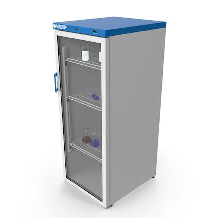 Labcold Cooled Incubator 340L with Flask