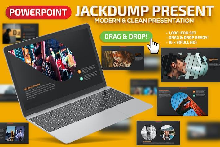 Thumbnail for Jackdum Powerpoint Presentation