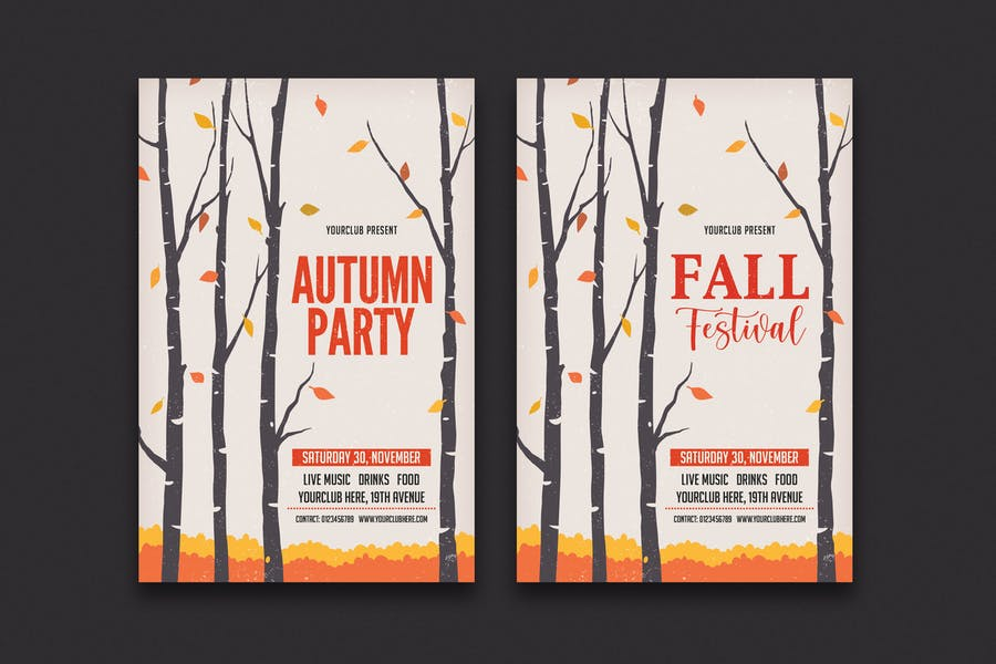 Fête d'automne/Festival d'automne