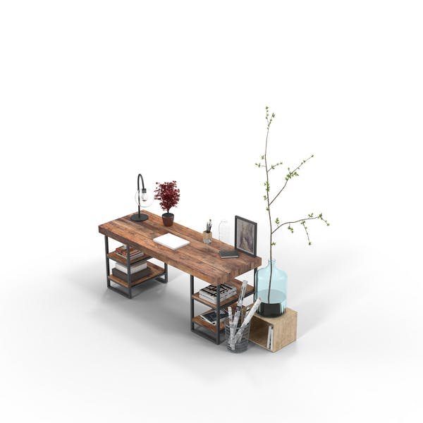 Cover Image for Modern Office Set