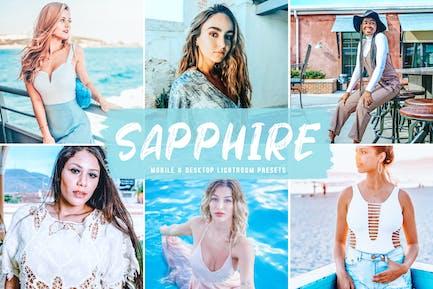 Sapphire Mobile & Desktop Lightroom Presets