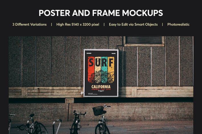 Thumbnail for Frame Mockup Vol 01