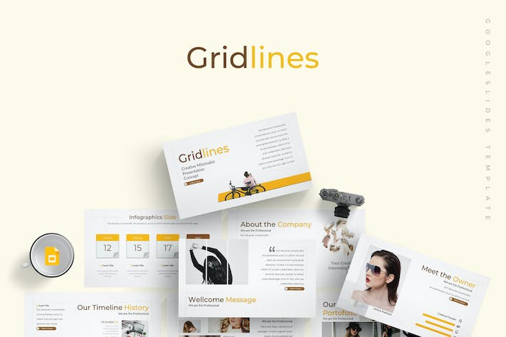 Cover Image For Gridlines