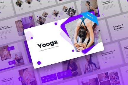 Yooga - Yoga Keynote Presentation