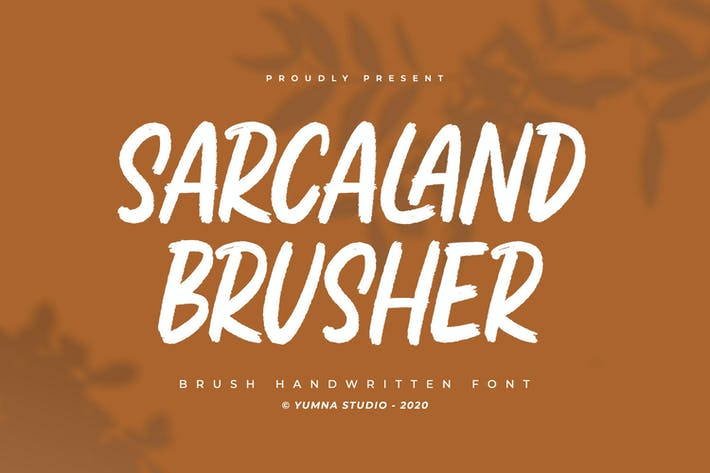 Thumbnail for Sarcaland Brusher