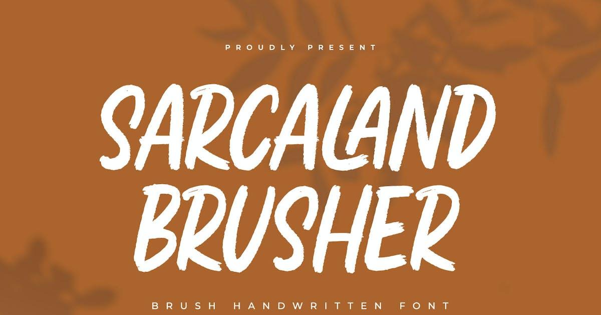 Download Sarcaland Brusher by YumnaStudio