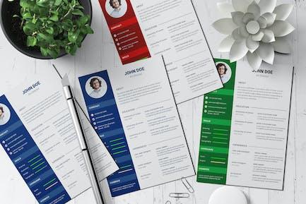 Business CV Resume Template