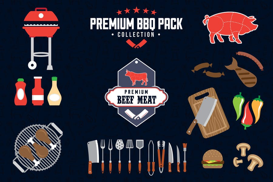 Barbecue Pack 1